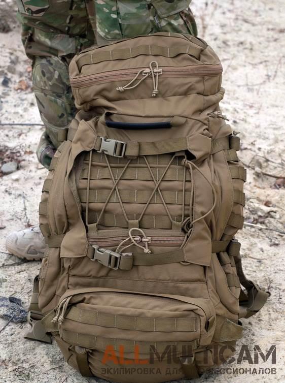 Обзор тактического рюкзака X300 Pack Warrior Assault Systems