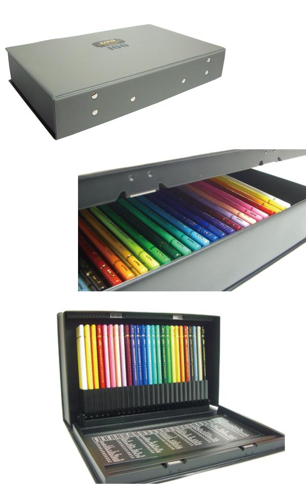 Набор цветных карандашей Action Yoohoo 6 шт утолщенные YH-ACP115-06 YH-ACP115-06