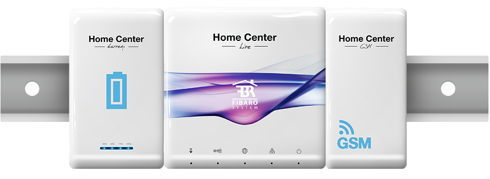 Fibaro Home Center Lite
