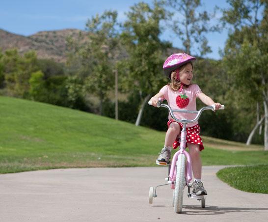 Детские велосипеды от 4 лет