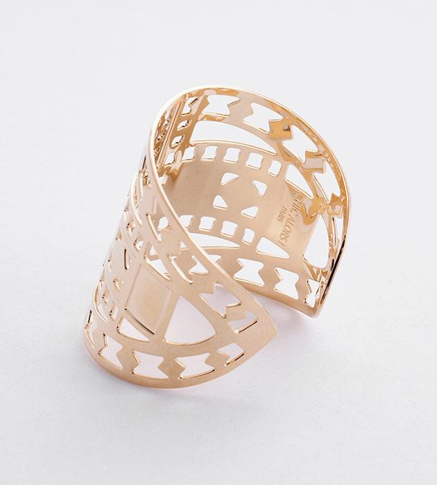 купите кольцо золотого цвета Vassily dore