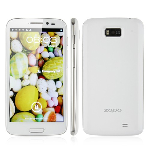 Zopo ZP910 Leader White (MTK6589)