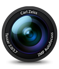 Оптика Carl Zeiss с автофокусом