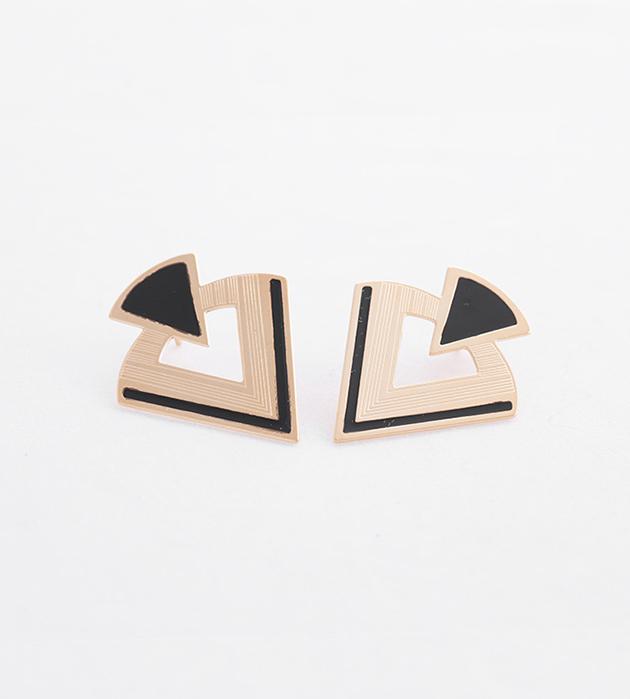 купите серьги Pablo в стиле арт-деко от Chic Alors-Paris