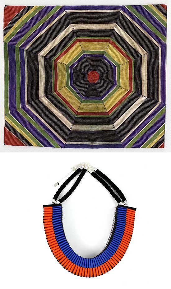 коллекция украшений от Jennifer Loiselle навеянных творчеством Луизы Буржуа
