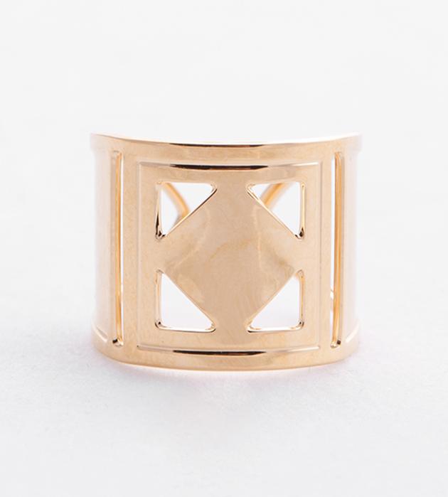купите массивное золотое кольцо Dario от Chic Alors-Paris