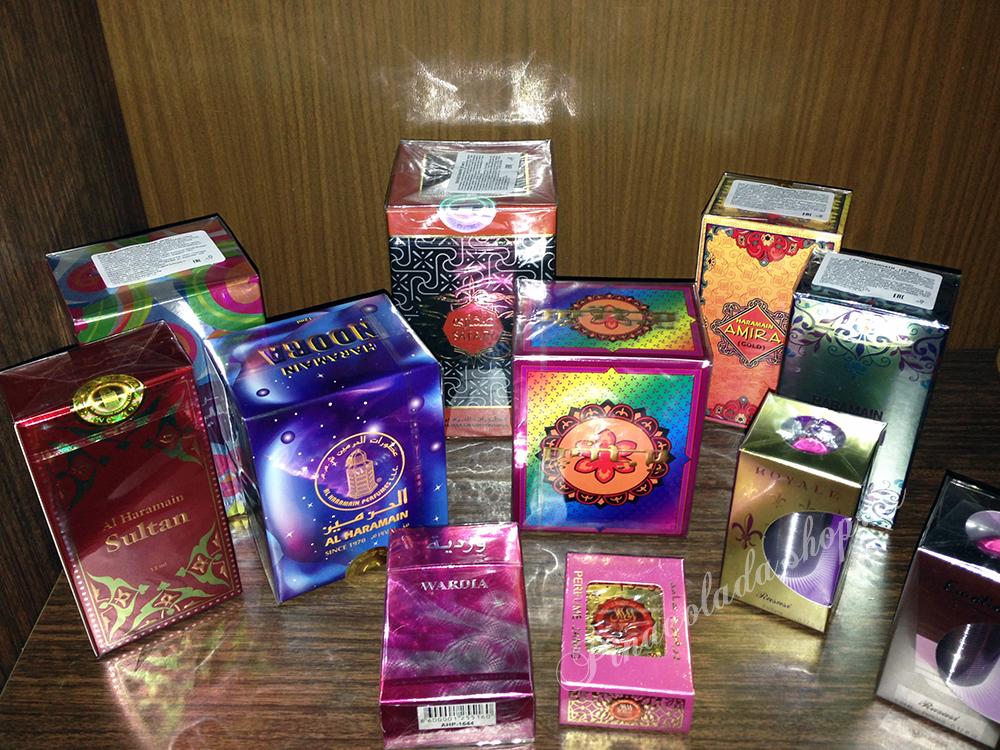 Арабская парфюмерия pinacolada-shop.ru