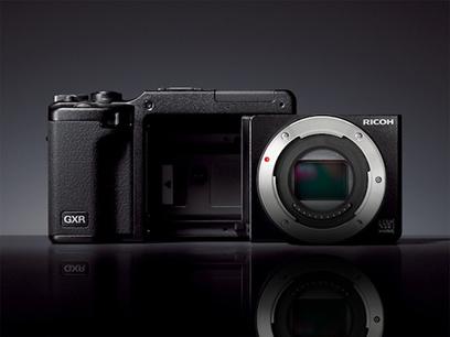 Ricoh GXR с байонетом Leica M