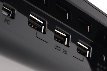 Удобное питание устройства через USB