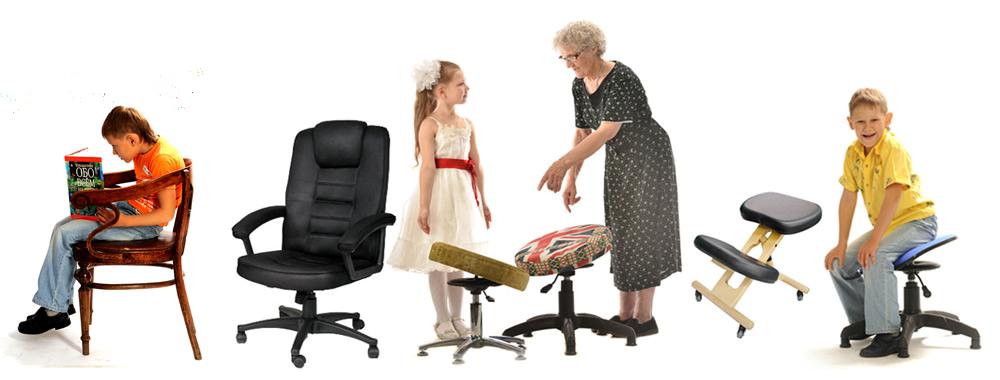 Чем Танцующий Стул для школьника ребенка лучше ортопедического кресла?