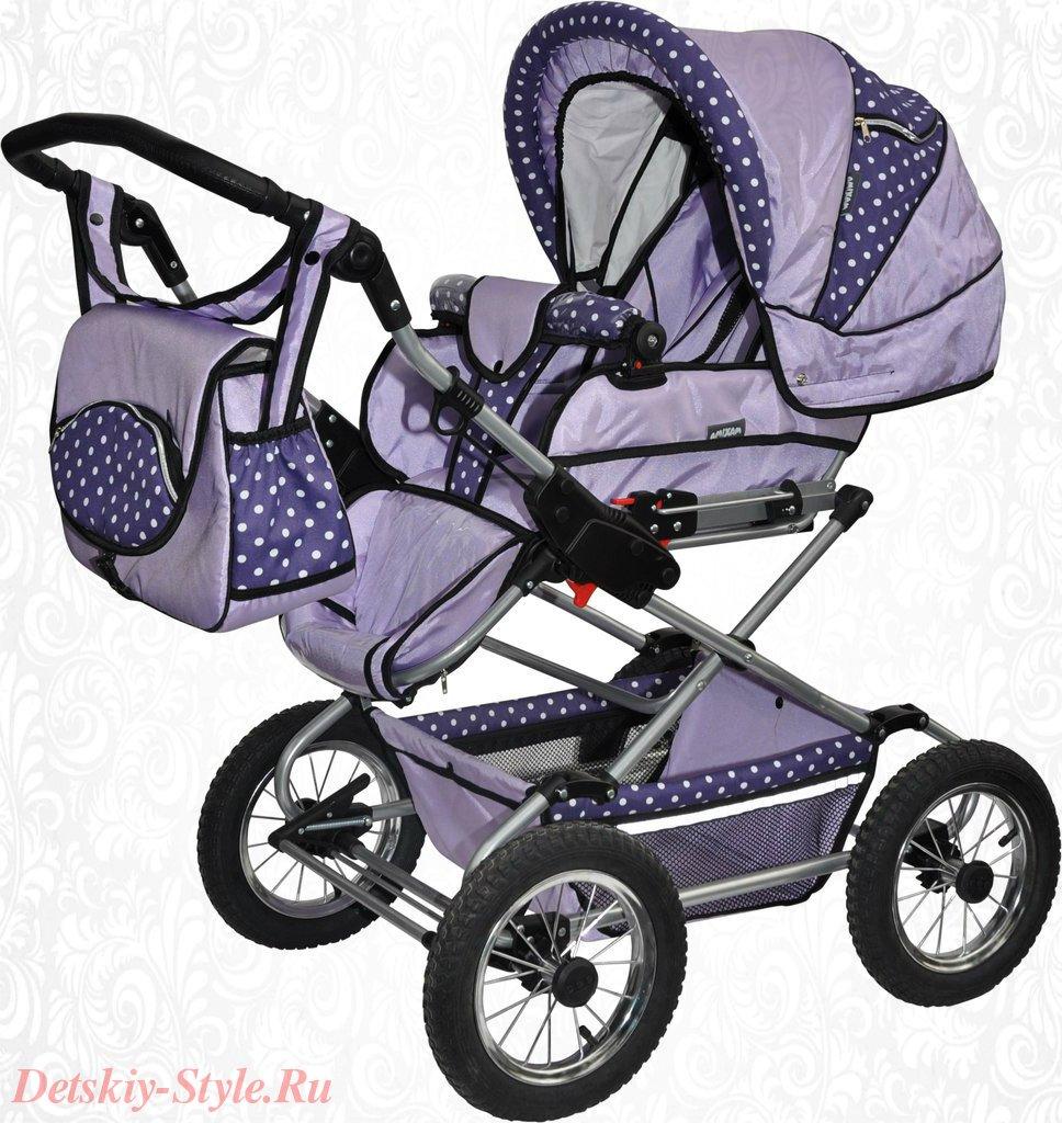 Купить прогулочную коляску Stroller Maxima Style 2в1