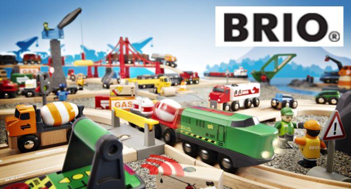 Каталог игрушек Brio