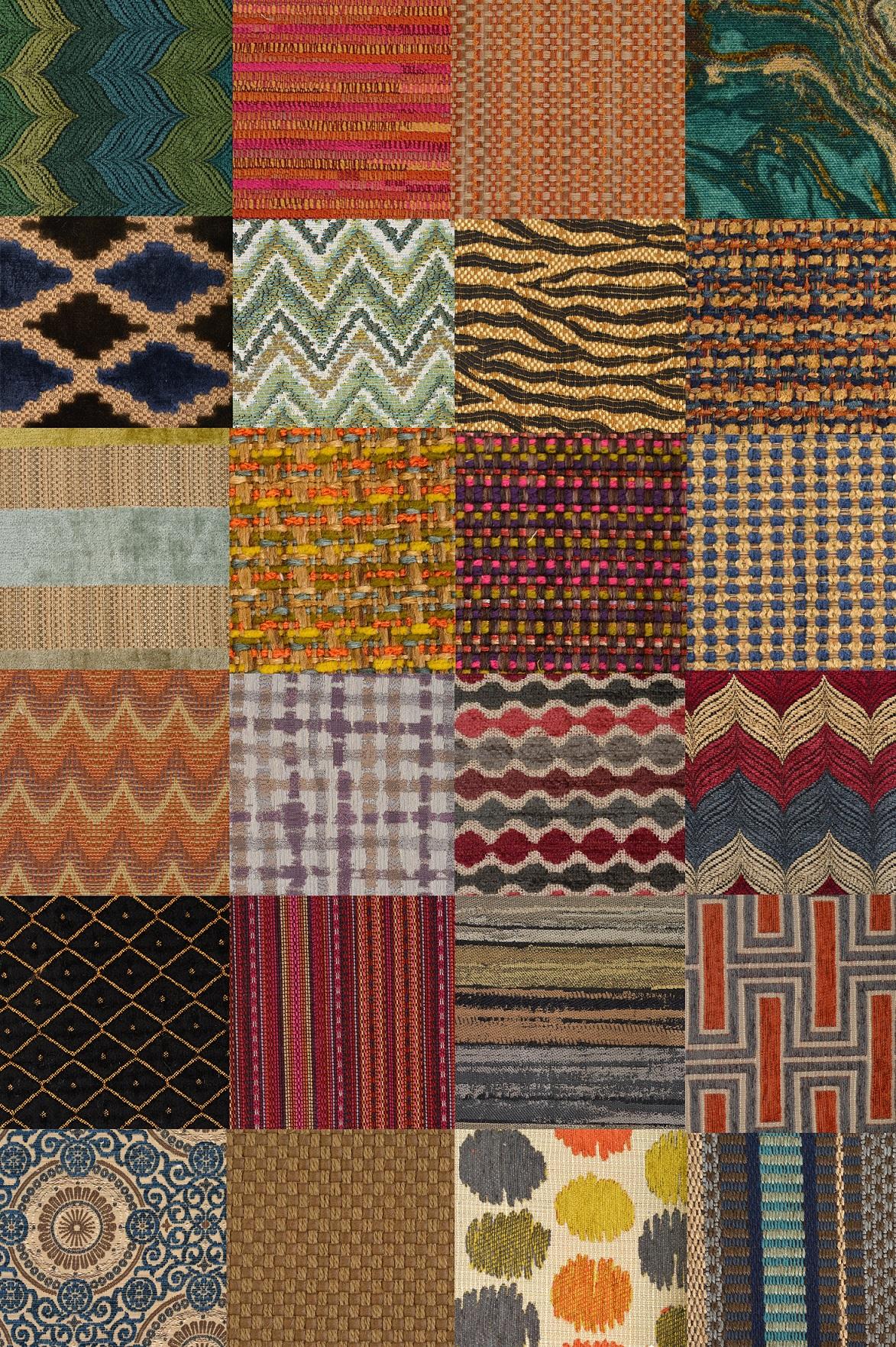Дизанерские ткани домашней коллекции полезной мебели коллекция 2015 Танцующий стул