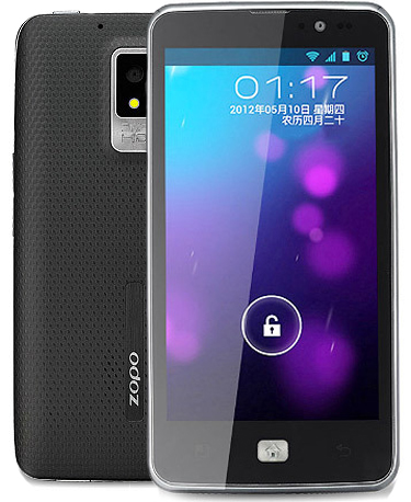 Zopo ZP 300+ Android 4.0 (MTK6577)