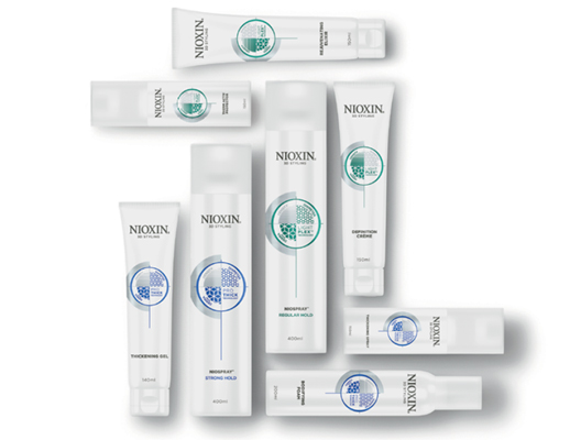 Новая эра стайлинга от Nioxin