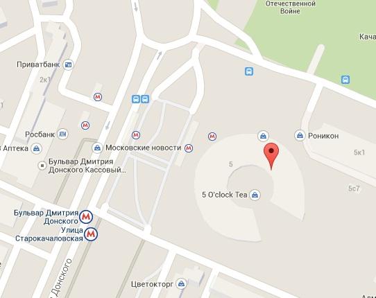 Багажники (автобагажники) на крышу. Пункт выдачи Москва, Бутово