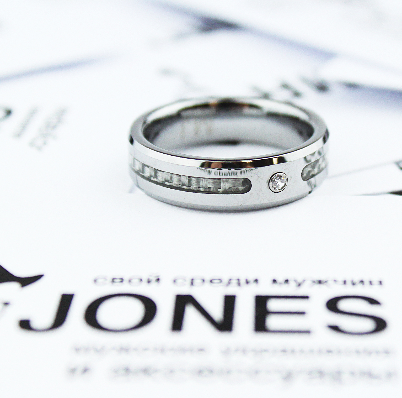 Купить мужское кольцо