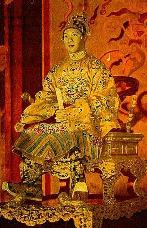 император Вьетнама Бао Дай