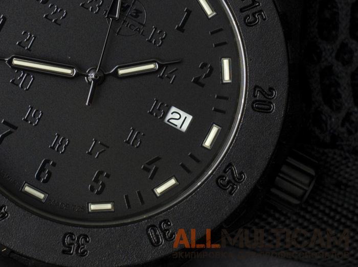 Обзор часов H3 Tactical
