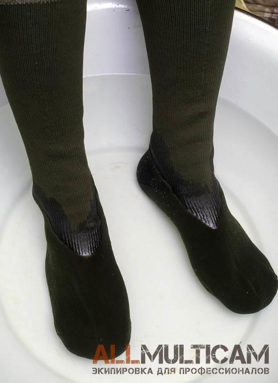 Обзор мембранных носков Sealskinz County