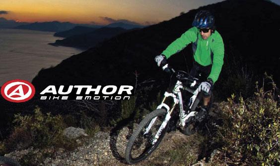 Купить велосипед Author