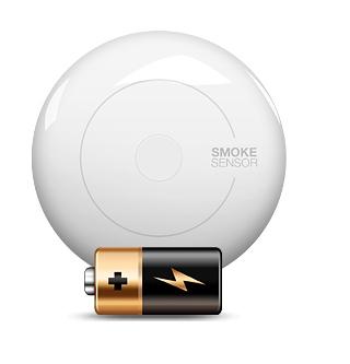 Fibaro Smoke Sensor