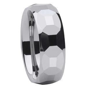 Вольфрамовое кольцо, купить на MrJones.ru