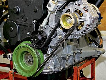 Замена ремня генератора в двигателе Вашего автомобиля