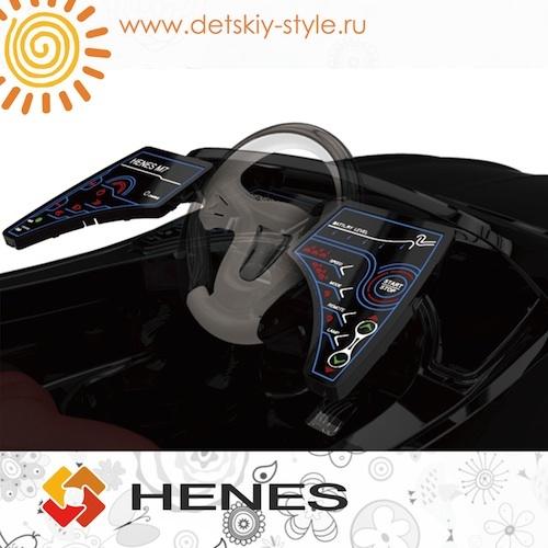 """Бортовой компьютер электромобиля Henes """"Phantom"""""""