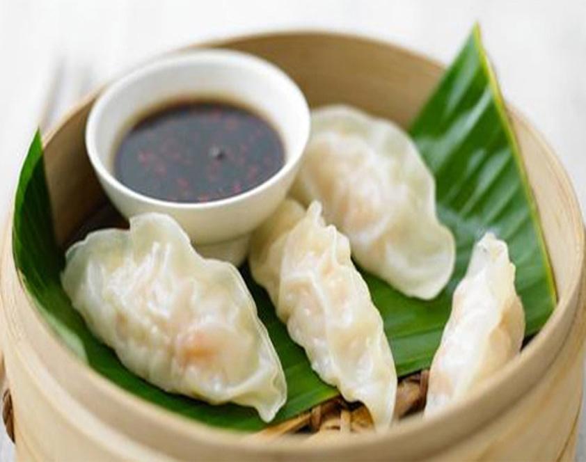 Китайские пельмени рецепт пошаговый с