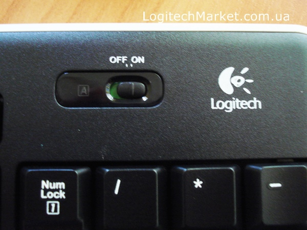 Logitech K270