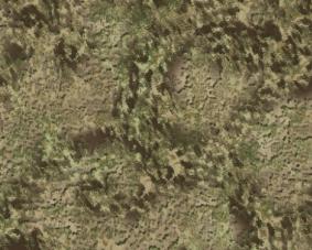 Разработка ALLMULTICAM. Пример: демисезонная расцветка камуфляжа