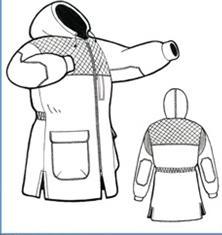 Флисовая куртка с подогревом RL-H-F01