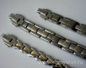 Магнитные браслеты для здоровья и коррекции давления.