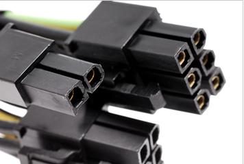 Позолоченные зажимы и провода 16AWG