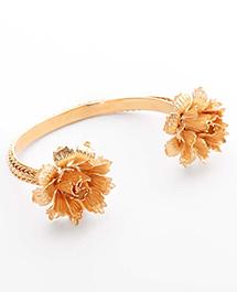 браслет Flower с 2 цветами от Beatriz Palacios