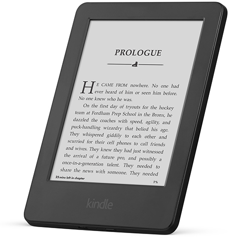Электронная книга Amazon Kindle 6 NEW 2014