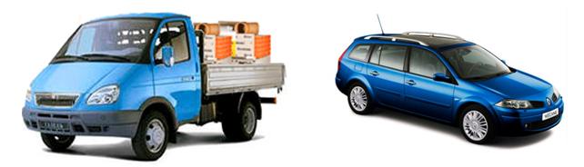 керамические дымоходы Effe2 можно доставить на легковой машине.