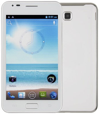 Star i9220 PAD White (5 дюймов) Android 4.0 (MTK6575)