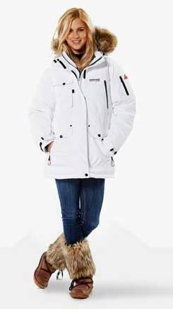 Куртка пуховая Spirit Parka 8848 Altitude