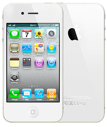 iPhone W88 (iPhone 4) White