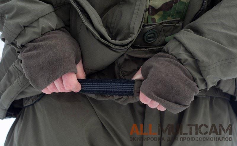 """Обзор тактического зимнего костюма """"Ирбис"""" производства Bear Force"""