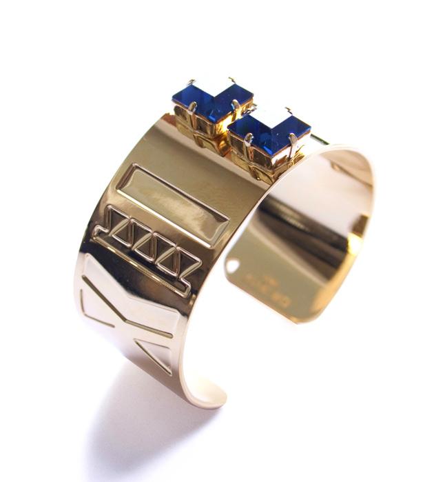 купите золотой браслет от Chic Alors-Paris
