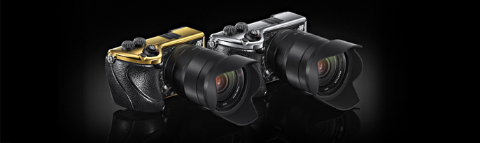 Новые камеры Hasselblad Lunar Limited Edition
