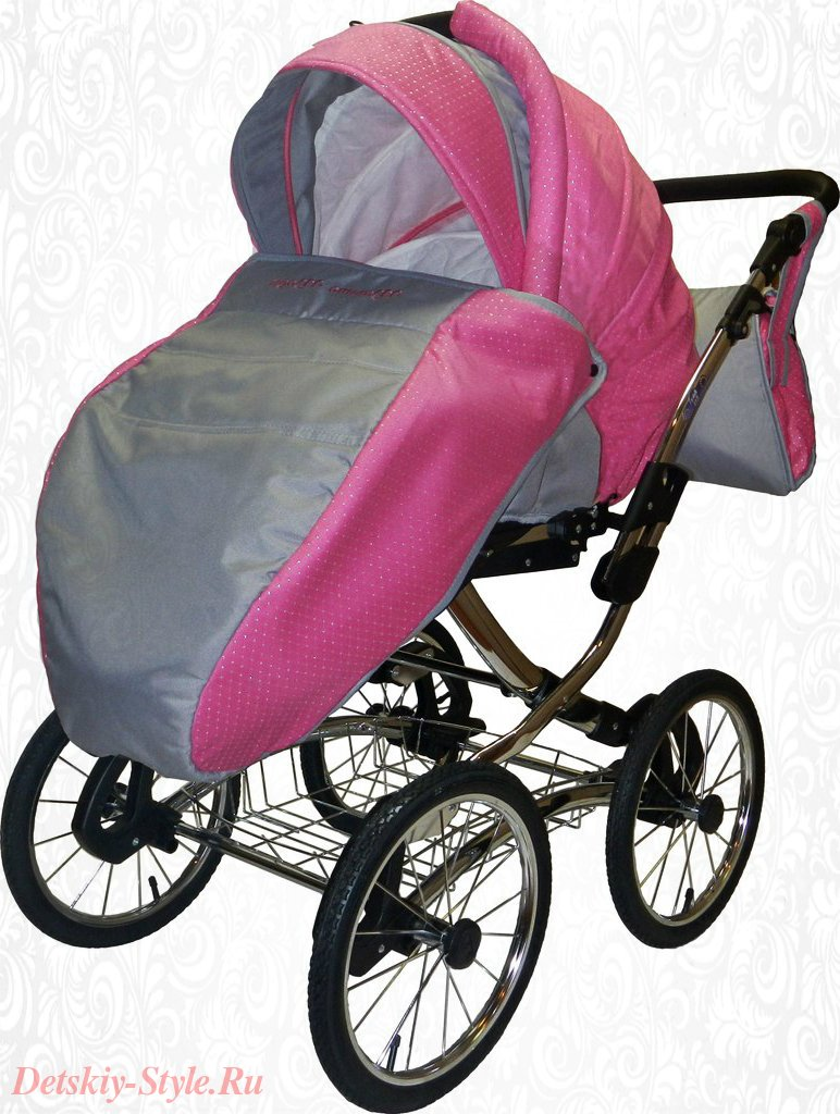 Купить универсальную коляску Magic Diamond 2в1 Прогулочный Блок