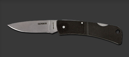 Нож GERBER LST - Drop Point (46009)