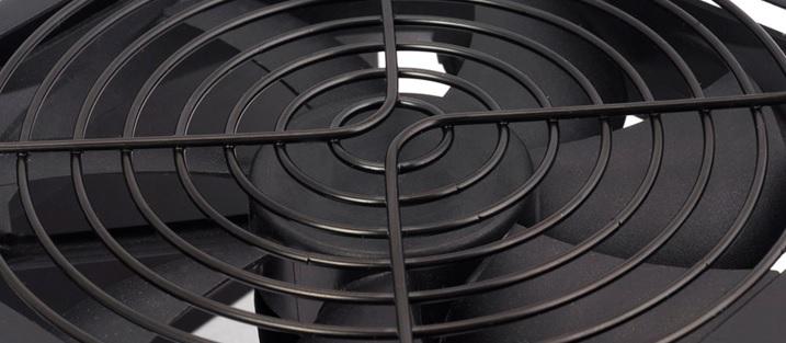 Сверхтихий 120 мм вентилятор