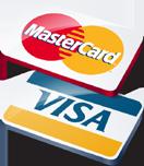 Онлайн оплата без комиссий банковскими картами Visa и MasterCard