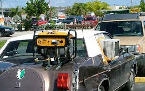 Установка кондиционера в авто, самостоятельно