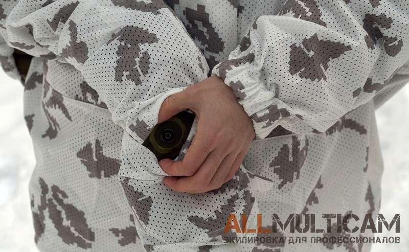 """Обзор маскировачного халата """"Мираж"""" от Bear Force"""